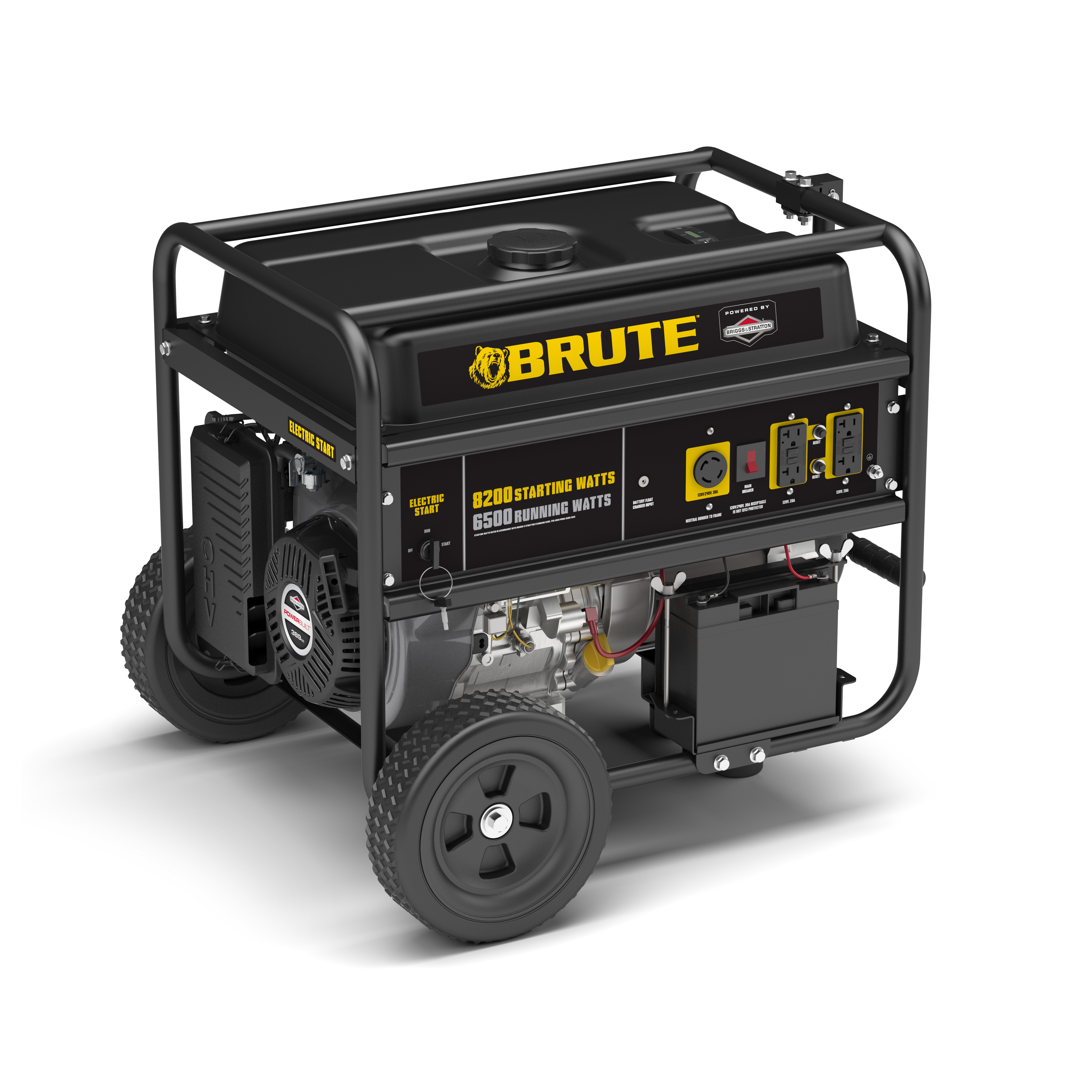 Portable Generators | Brute Power