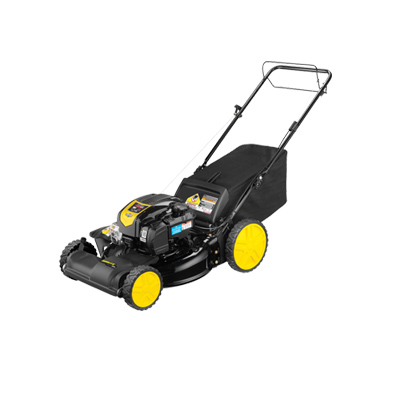 "21"" Self Propelled Push Mower w/High Rear Wheels"