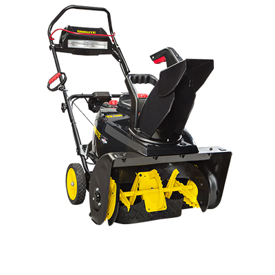 "22"" Single Stage Snow Blower with SnowShredder™ Auger"