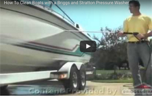Cleaning Boats | Brute