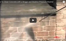 Cleaning Concrete | Brute