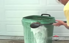Cleaning Garbage Cans | Brute
