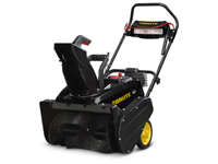 Brute Single Stage Snow Blower