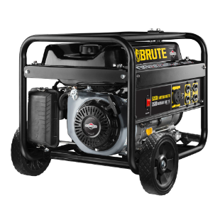 3500 Watt* Portable Generator with RV Outlet