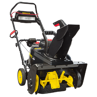 22 Single Stage Snow Blower with SnowShredder Auger